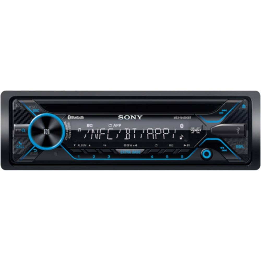 Amazing Sony Auto Cd Player T1 Smart Jack Wiring