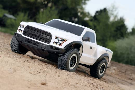 traxxas ford f 150 raptor brushed 1 10 rc modellauto elektro truggy heckantrieb rtr 2 4 ghz inkl. Black Bedroom Furniture Sets. Home Design Ideas
