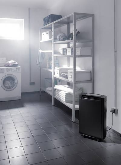 Deumidificatore 25 m² 400 W 0.67 l/h AEG Haustechnik LE16