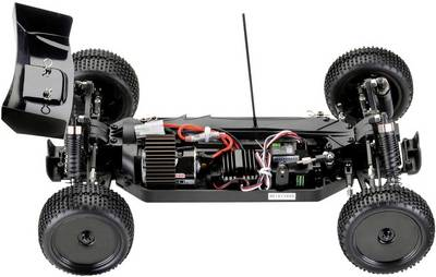 Automodello Absima AB2.4 Brushed 1:10 Buggy Elettrica 4WD RtR 2,4 GHz