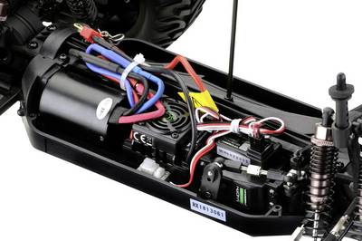 Automodello Absima AB2.4 Brushless 1:10 Buggy Elettrica 4WD RtR 2,4 GHz