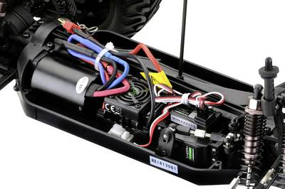 Automodello Absima AT2.4 Brushless 1:10 Truggy Elettrica 4WD RtR 2,4 GHz