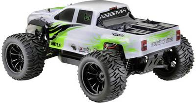 Automodello Absima AMT2.4 Brushed 1:10 Monstertruck Elettrica 4WD RtR 2,4 GHz