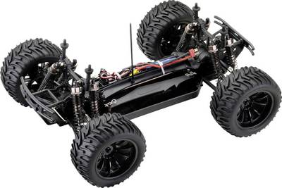 Automodello Absima AMT2.4 Brushless 1:10 Monstertruck Elettrica 4WD RtR 2,4 GHz