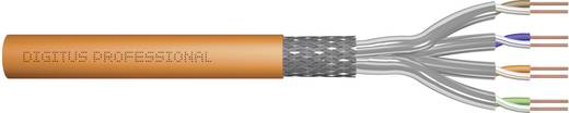 Digitus Professional DK-1743-VH-1 Netzwerkkabel CAT 7 S/FTP 4 x 2 x 0.25 mm² Orange 100 m