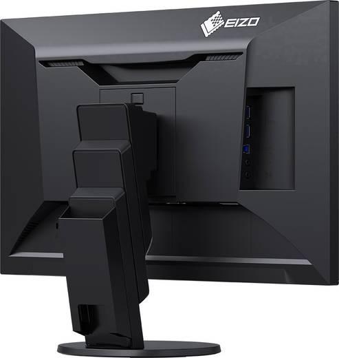 lcd monitor 60 5 cm 23 8 zoll eizo ev2451 bk noir eek a 1920 x 1080 pixel full hd 5 ms. Black Bedroom Furniture Sets. Home Design Ideas
