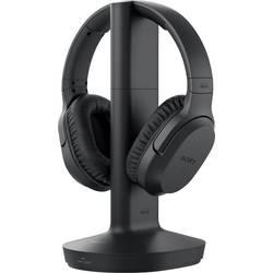 Bezdrôtové TV slúchadlá Over Ear Sony MDR-RF895RK MDRRF895RK.EU8, čierna