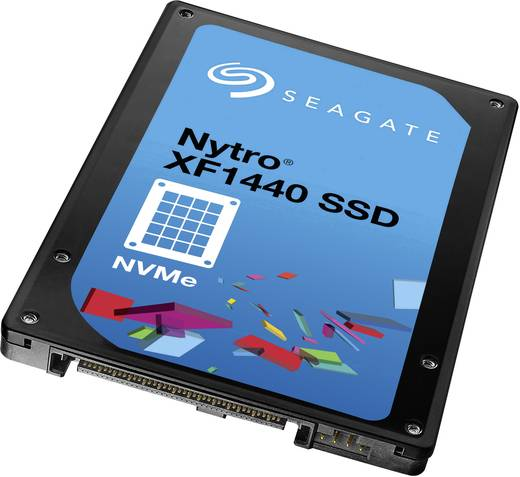 Seagate Nytro XF1440 Interne SSD 6.35 cm (2.5 Zoll) 1.6 TB Bulk ST1600KN0001 PCIe 3.0 x4