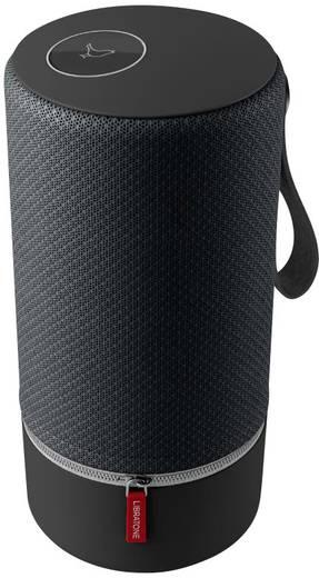 Libratone Zipp Nordic Black Multiroom Lautsprecher Air-Play, Bluetooth®, DLNA, WLAN, AUX, USB Freisprechfunktion Schwar