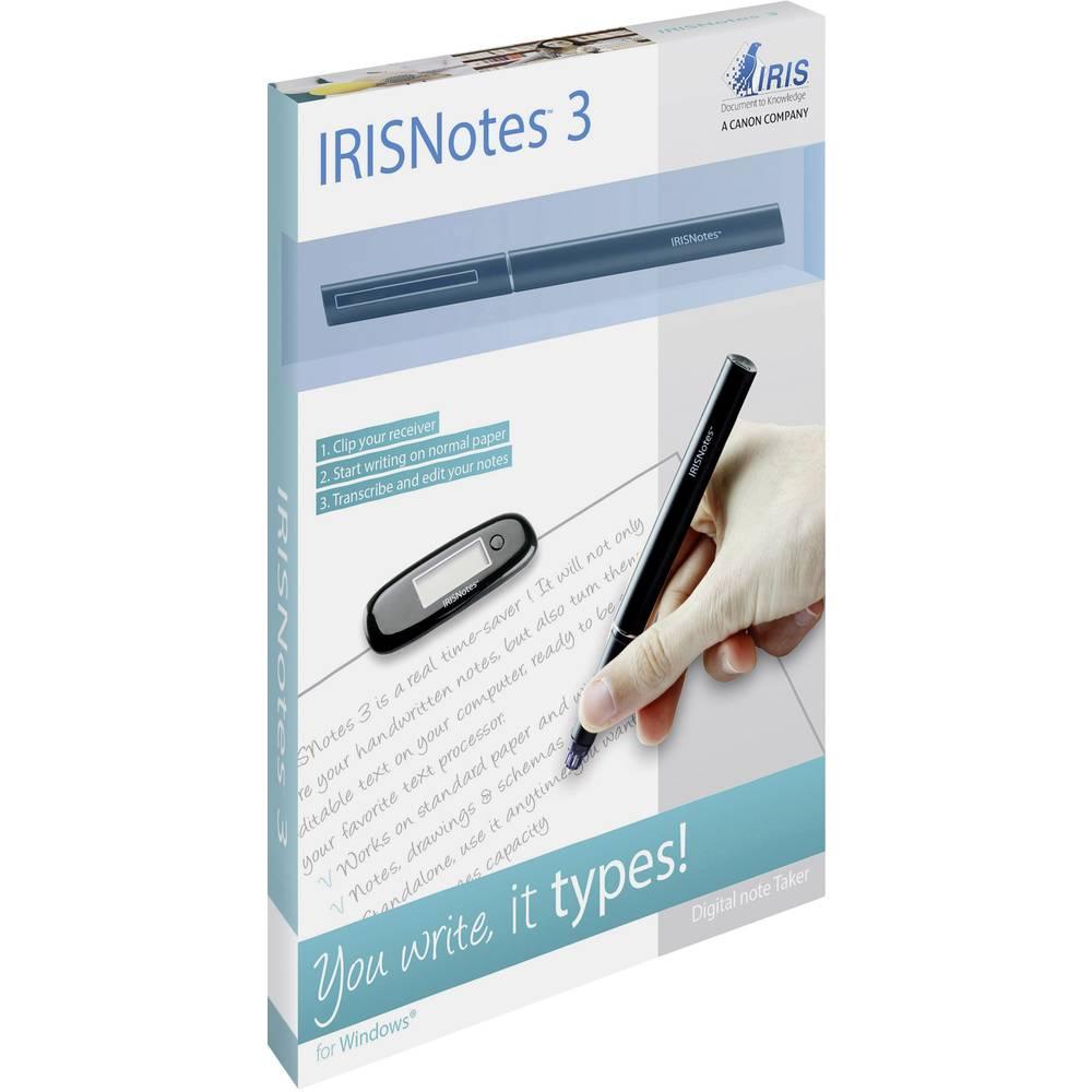 Digitalisierungsstift IRIS by Canon IRISNotes 3 USB Digitalisierung ...