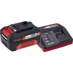 Náhradný akumulátor pre elektrické náradie, Einhell Power X-Change PXC Starter Kit 18V 3Ah 4512041, 18 V, 3 Ah, Li-Ion akumulátor