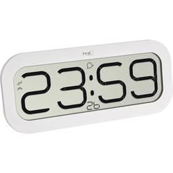 DCF nástenné hodiny TFA Dostmann BimBam 60.4514.02, biela