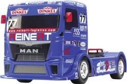Camion électrique Tamiya 300058642 4 roues motrices brushed kit à monter 1:14