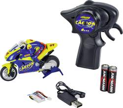 RC model motorky Carson RC Sport Micro Bike 500404125