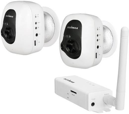 wlan ip berwachungskamera set mit 2 kameras 640 x 480. Black Bedroom Furniture Sets. Home Design Ideas