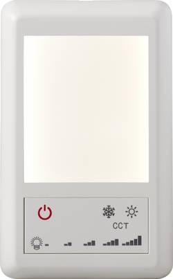 Image of Basetech IC2-259S Single LED Touch Innenraum-Leuchte 12 V/DC, 24 V/DC LED (B x H x T) 109.5 x 16 x 176 mm