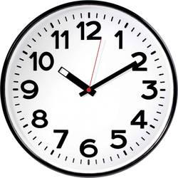 Quartz nástěnné hodiny EuroTime 82320 Vnější Ø 300 mm, černá