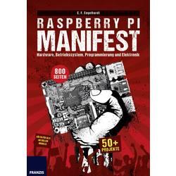 Image of Raspberry Pi Manifest Seitenanzahl: 800 Seiten