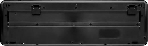 USB-Tastatur, Maus-Set Renkforce rf-silent/ds-01 Schwarz