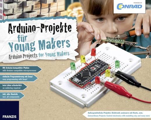 Maker Kit Franzis Verlag Conrad Arduino für Young Makers 15000 ab 14 Jahre