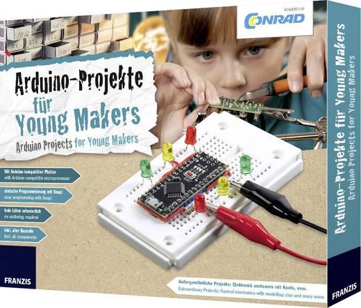 Maker Kit Conrad Components Conrad Arduino für Young Makers 15000 ab 14 Jahre