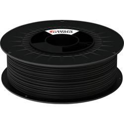 Vlákno pro 3D tiskárny Formfutura PLA plast, 1.75 mm, 1 kg, černá