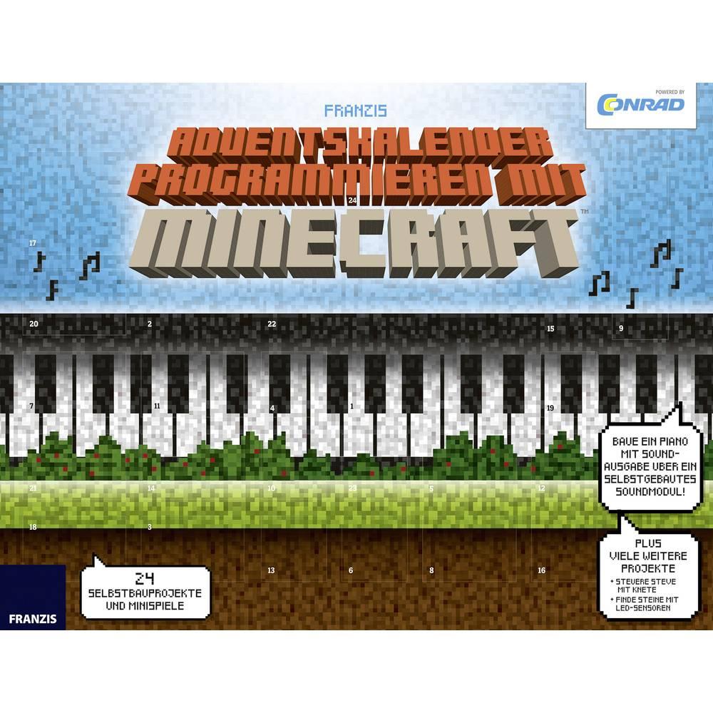 Advent Calendar Conrad Components Programmieren Mit Minecraft - Minecraft minispiele
