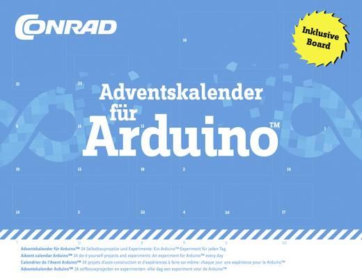 Adventskalender Conrad Components mit Arduino™ Experimente ab 14 Jahre