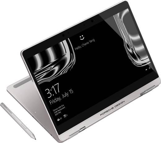 Porsche Design BOOK ONE Windows®-Tablet / 2-in-1 33.8 cm (13.3 Zoll) 512 GB WiFi Silber Intel Core i7 2.7 GHz Dual Core Windows® 10 Pro