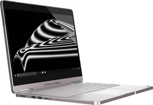 Porsche Design BOOK ONE Windows®-Tablet / 2-in-1 33.8 cm (13.3 Zoll) 512 GB Wi-Fi Silber Intel Core i7 2.7 GHz Dual Cor