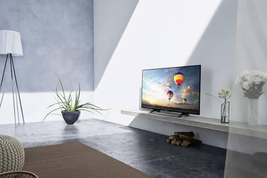 led tv 123 cm 49 zoll sony kd49xe8005 eek a dvb t2 dvb s dvb c uhd smart tv wlan pvr ready. Black Bedroom Furniture Sets. Home Design Ideas