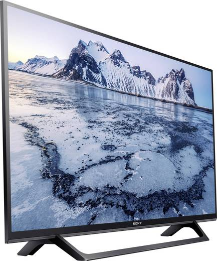 led tv 101 cm 40 zoll sony kdl40we665 eek a dvb t2 dvb c. Black Bedroom Furniture Sets. Home Design Ideas
