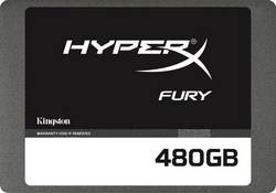 SSD interne 6.35 cm (2.5 pouces) Kingston HyperX FURY 480 Go