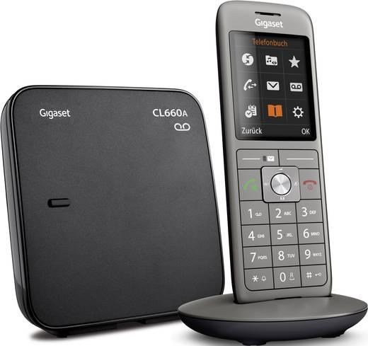 schnurloses telefon analog gigaset cl660 a. Black Bedroom Furniture Sets. Home Design Ideas