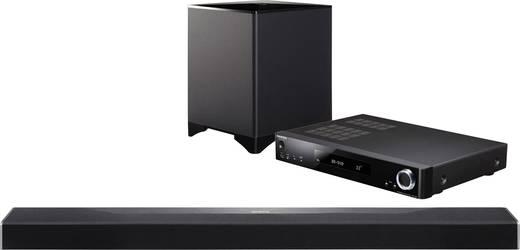 Onkyo LS7200-B Soundbar Schwarz Dolby Atmos®, Bluetooth®, inkl. kabellosem Subwoofer, WLAN