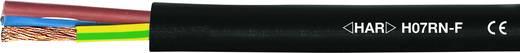 Helukabel 37028/25 Gummischlauchleitung H07RN-F 3 G 1.50 mm² Schwarz 25 m