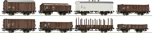 Fleischmann 44006 Güterwagenset 8-teilig ÖBB