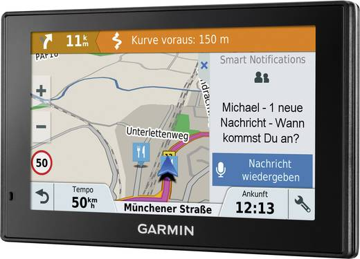 garmin drivesmart 51 lmt d eu navi 12 7 cm 5 zoll europa. Black Bedroom Furniture Sets. Home Design Ideas
