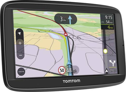 tomtom via 62 navi 15 cm 6 zoll europa. Black Bedroom Furniture Sets. Home Design Ideas