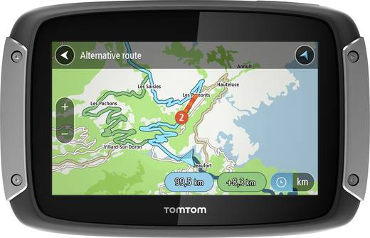 tomtom motorrad navi 11 cm 4 3 zoll europa. Black Bedroom Furniture Sets. Home Design Ideas
