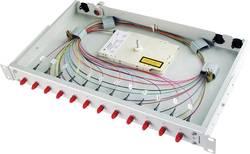 Panneau de brassage fibre optique E2000 Telegärtner H02030E0554 1 U 1 pc(s)