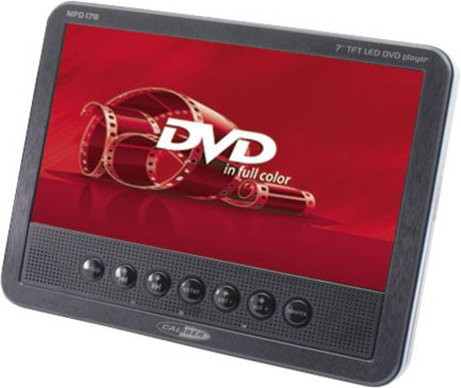 caliber audio technology mpd178 kopfst tzen dvd player mit. Black Bedroom Furniture Sets. Home Design Ideas
