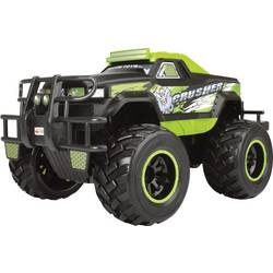 RC model auta – monster truck Dickie Toys Neon Crusher 201119108