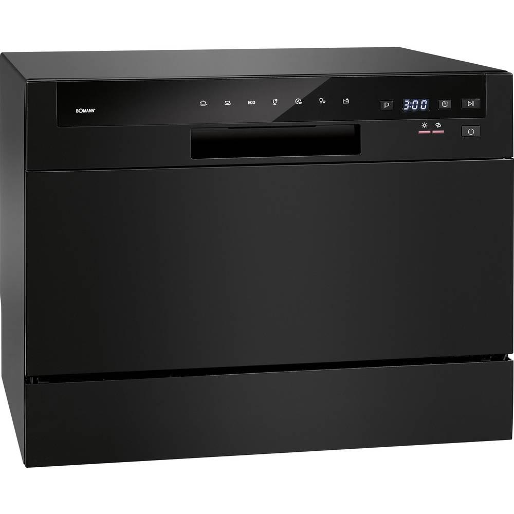 lave vaisselle compact 650 mm bomann tsg 709 classe d 39 efficience sur le site internet conrad. Black Bedroom Furniture Sets. Home Design Ideas