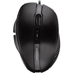 Optická USB myš CHERRY MC3000 JM-0120-2, ergonomická, čierna