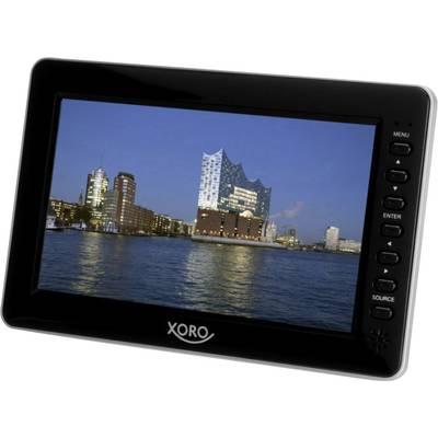 Xoro PTL 1010 Tragbarer TV 25.6 cm 10.1 Zoll Akkubetrieb, Aufnahmefunktion Schwarz Preisvergleich