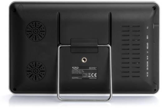 tragbarer tv 25 6 cm 10 1 zoll xoro ptl 1010 akkubetrieb. Black Bedroom Furniture Sets. Home Design Ideas