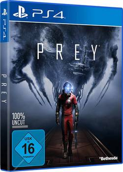 Image of Prey PS4 USK: 16