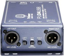 Image of Aktive DI Box Palmer Audio PLI 04 USB
