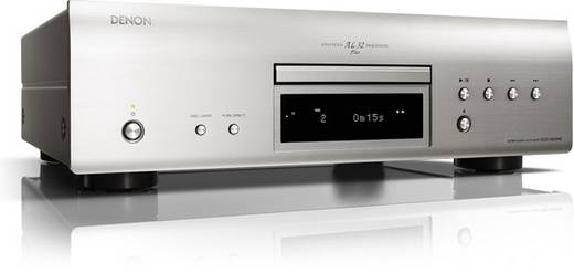 Denon DCD-1600NE CD-Player Silber